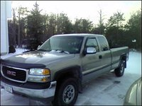 Picture of 2000 GMC Sierra 2500 3 Dr SL 4WD Extended Cab LB HD, exterior, gallery_worthy