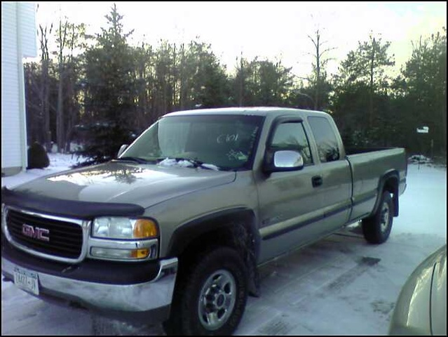 Get 2000 Gmc Sierra 2500 Extended Cab