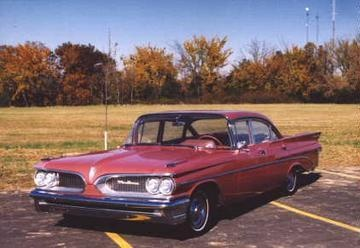Picture of 1959 Pontiac Star Chief, exterior