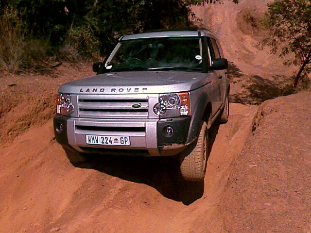 Picture of 2006 Land Rover LR3