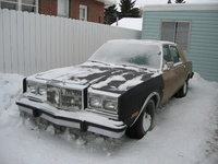1982 Chrysler New Yorker Overview