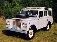 1976 Land Rover Series III picture