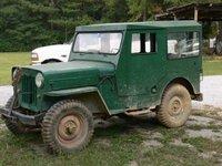 1963 Jeep CJ3B Overview