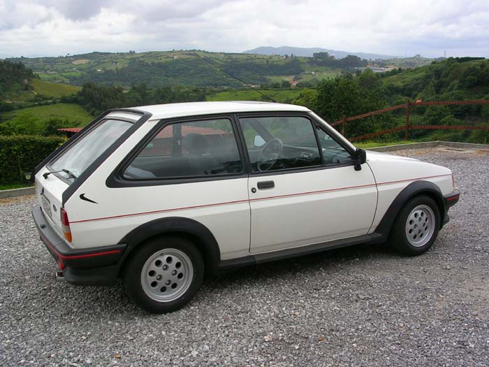 Fabulous 1985 ford fiesta photos fordpics