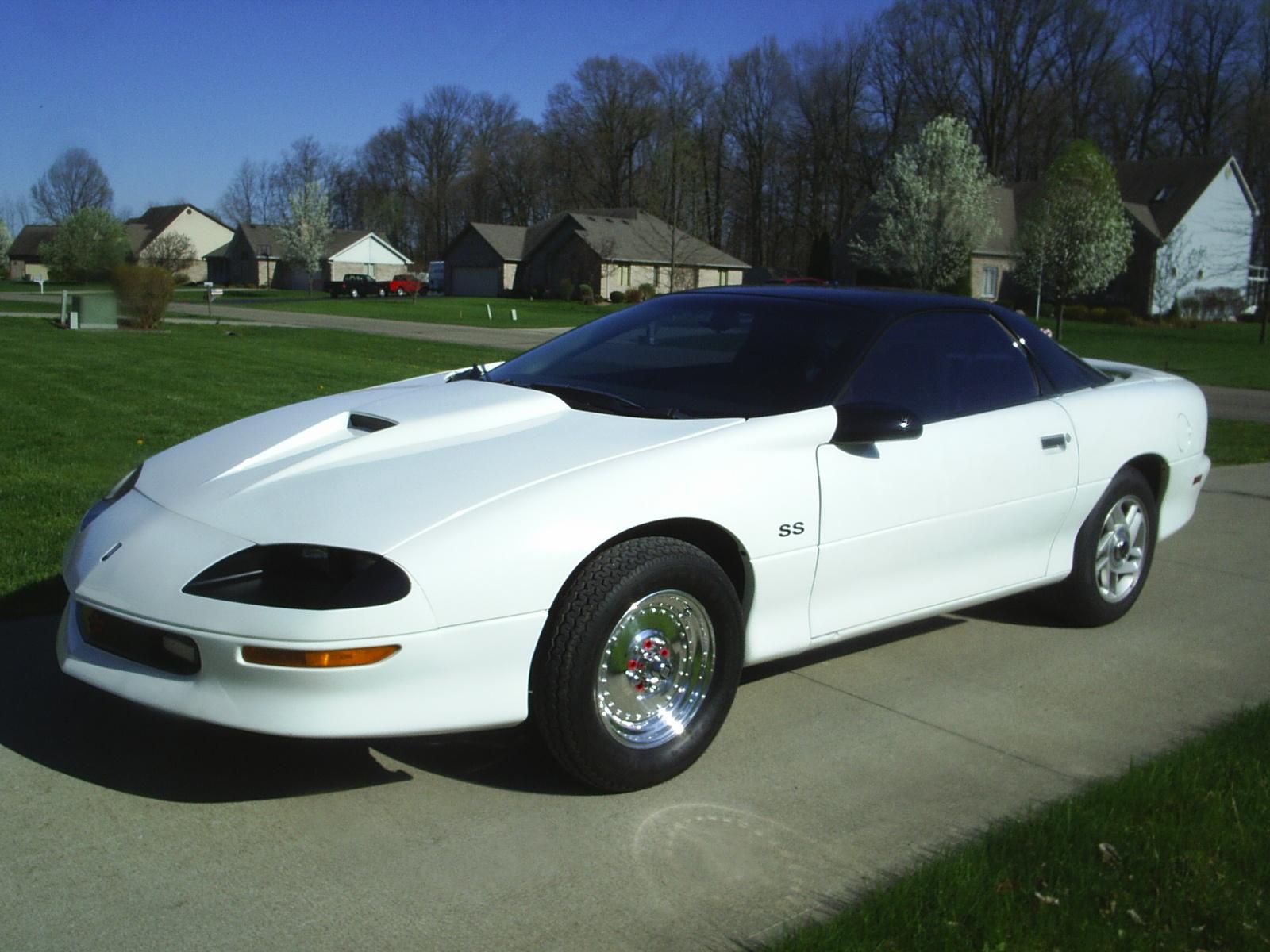 1995 Chevrolet Camaro - Pictures - CarGurus