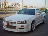 Picture of 2000 Nissan Skyline, exterior, gallery_worthy