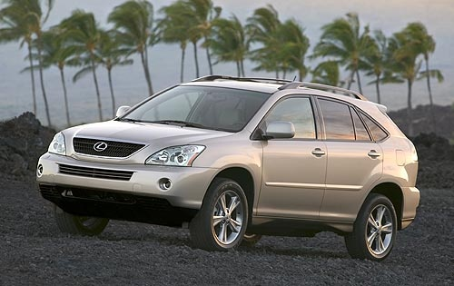 2006 lexus rx 400h overview cargurus. Black Bedroom Furniture Sets. Home Design Ideas