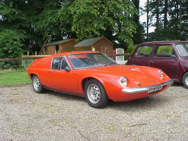 Picture of 1972 Lotus Europa, exterior