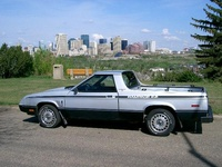 Picture of 1982 Dodge Rampage, exterior