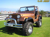 1975 Jeep CJ5 picture, exterior