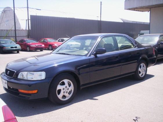 1997 Acura TL 4 Dr 3.2 Premium Sedan picture, exterior