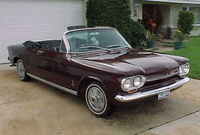 1964 Chevrolet Corvair picture, exterior