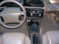 1999 Mercury Mystique 4 Dr LS Sedan picture, interior