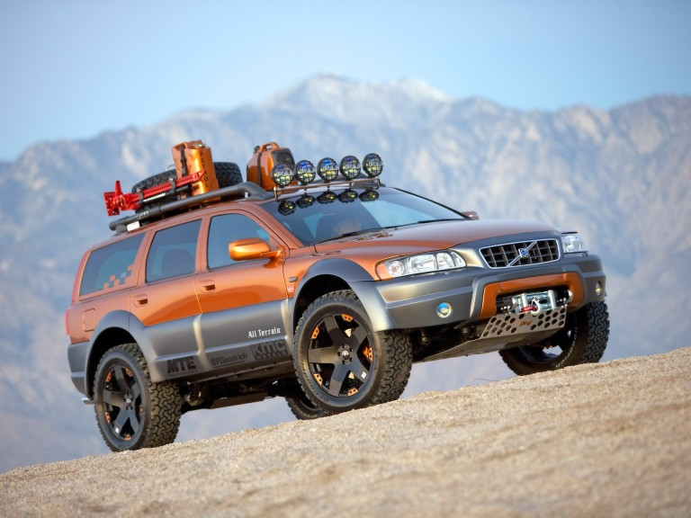 Stunning Volvo XC70 Cross Country 768 x 576 · 93 kB · jpeg