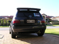 Picture of 1990 Nissan Pulsar, exterior