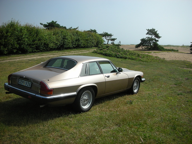 Picture of 1990 Jaguar XJ-S, exterior