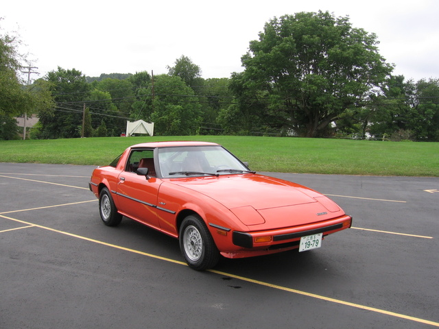 1978 mazda rx-7 - pictures