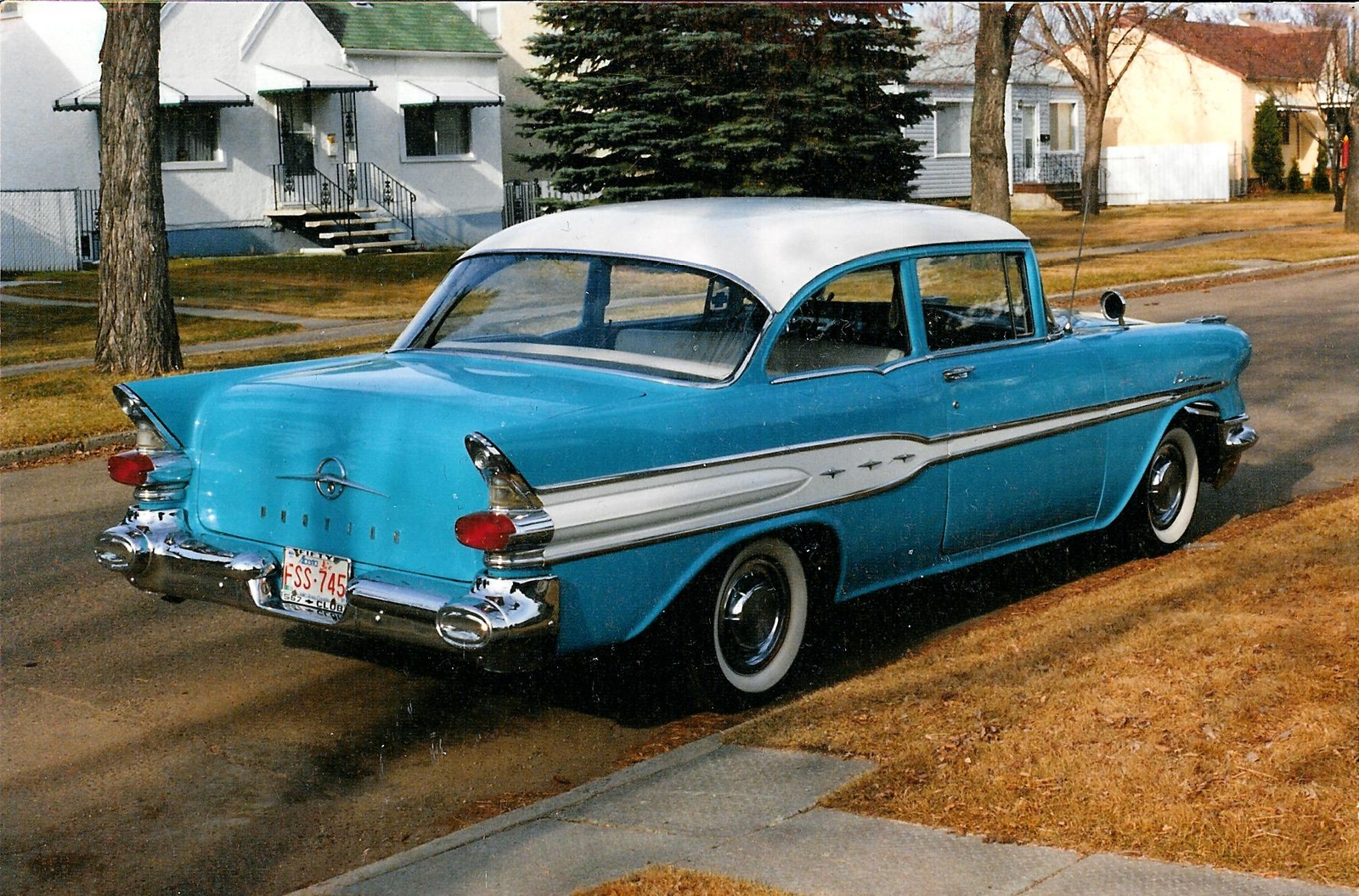 1957 Pontiac Star Chief Related Infomation Specifications