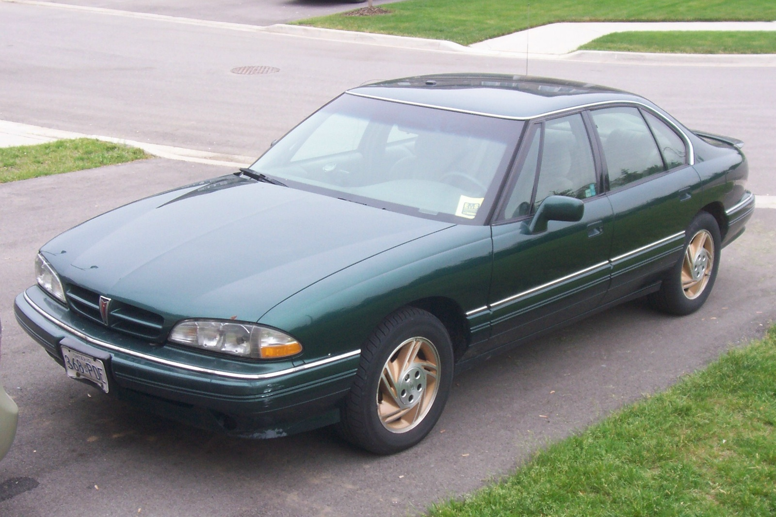 1995 Pontiac Bonneville Se Related Infomation