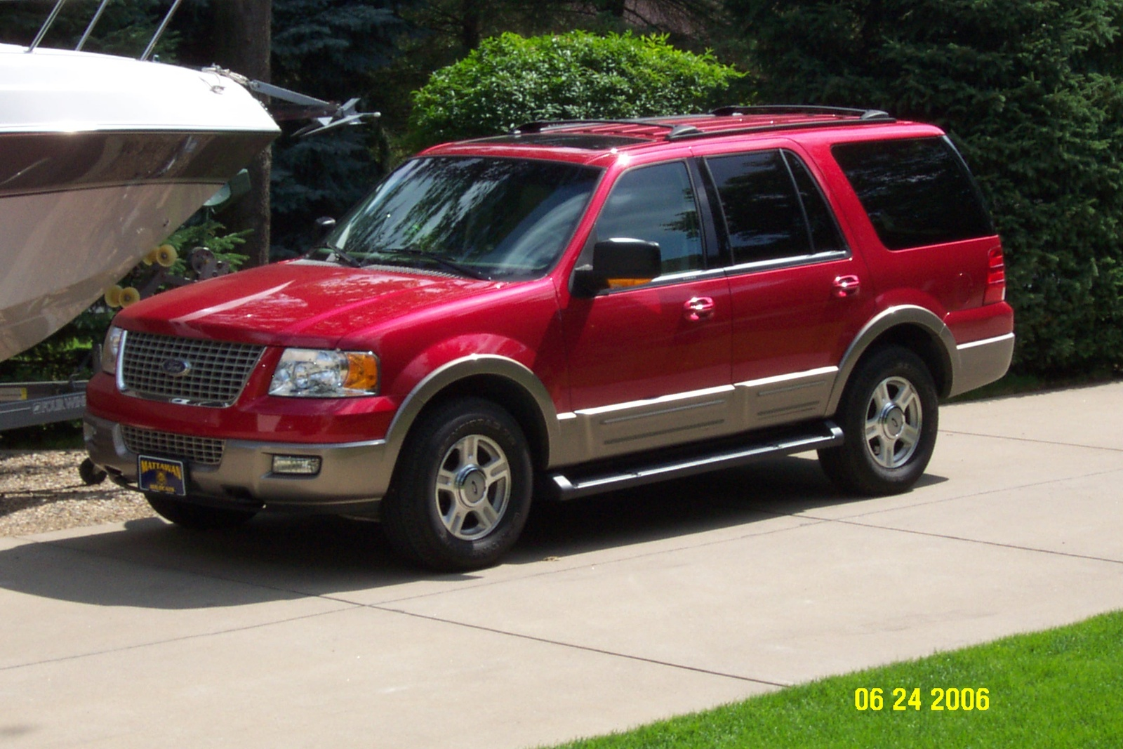 2004 Ford Excursion Eddie Bauer Reviews