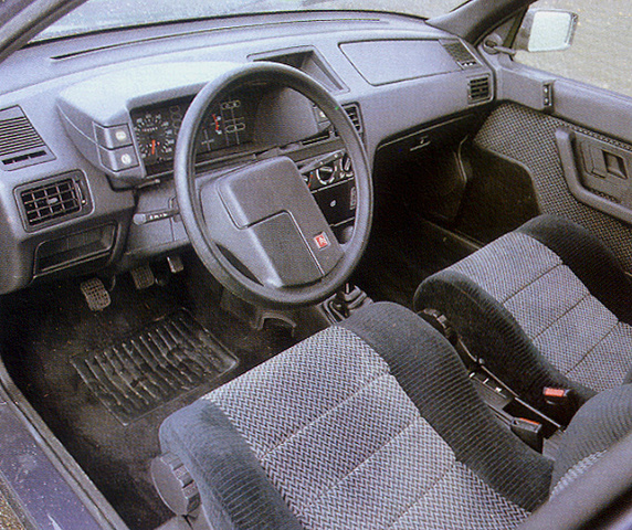 Picture of 1990 Citroen BX, interior, gallery_worthy