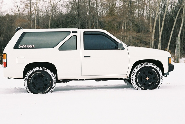 Picture of 1988 Nissan Pathfinder, gallery_worthy