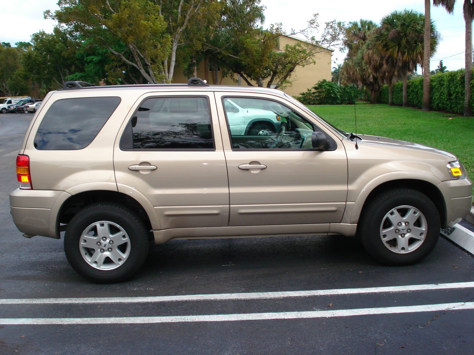 2007 Ford Escape Other Pictures Cargurus