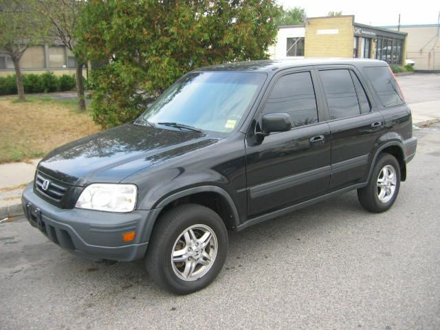 2001 Honda CR-V picture