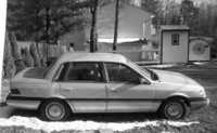 1989 Mercury Topaz picture