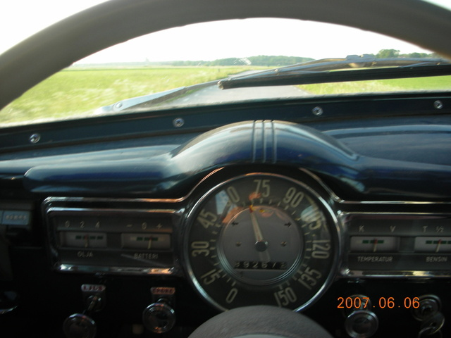 Picture of 1956 Volvo PV444, interior, gallery_worthy