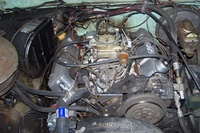 Picture of 1978 Ford F-150, engine, 351c