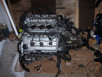 Picture of 1995 Mazda MX-3 2 Dr STD Hatchback, engine