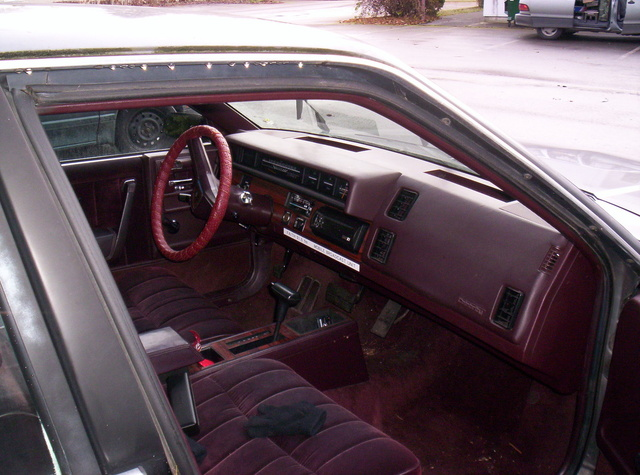 Picture of 1990 Chevrolet Celebrity, interior, gallery_worthy