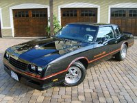 Picture of 1987 Chevrolet Monte Carlo
