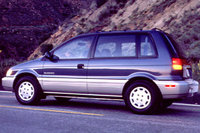 1993 Dodge Colt Overview
