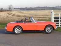 Picture of 1972 MG Midget