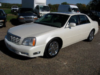 2003 Cadillac DeVille Picture Gallery