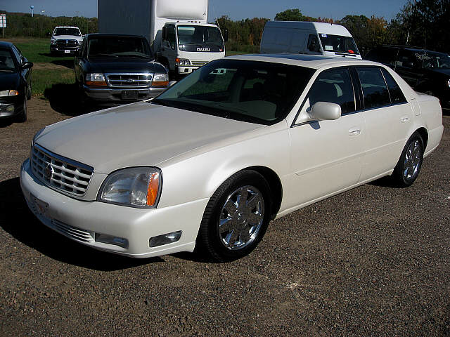 Picture of 2003 Cadillac DeVille