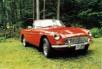 Picture of 1968 MG MGB Roadster, gallery_worthy