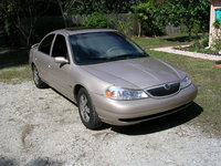Picture of 1999 Mercury Mystique 4 Dr LS Sedan, exterior