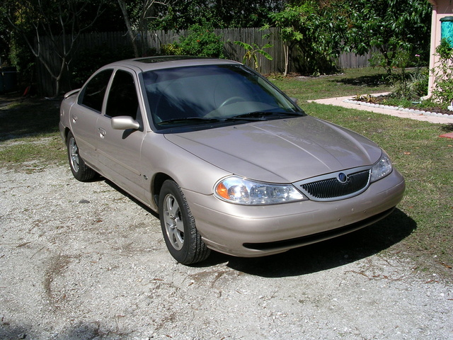 Picture of 1999 Mercury Mystique 4 Dr LS Sedan