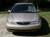 1999 Mercury Mystique 4 Dr LS Sedan picture