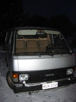 1989 Toyota Hiace Overview