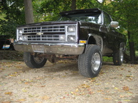 1990 Chevrolet C/K 1500 Reg. Cab 6.5-ft. Bed 4WD, 1990 Chevrolet C/K 1500 Series Reg. Cab 6.5-ft. Bed 4WD picture