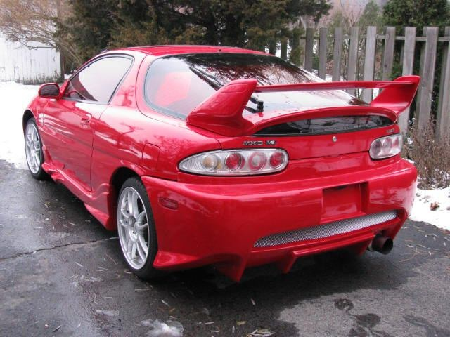 Picture of 1993 Mazda MX-3 2 Dr STD Hatchback, exterior