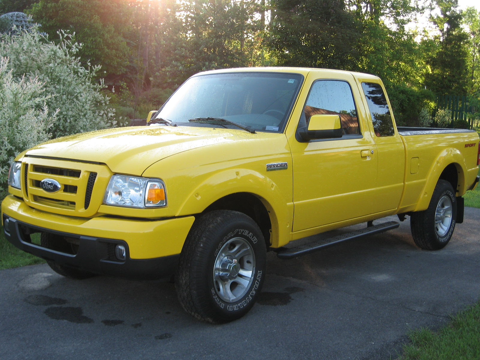 2007 Ford Ranger Sport picture