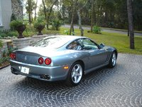 Picture of 2001 Ferrari 550 2 Dr Maranello Coupe, exterior