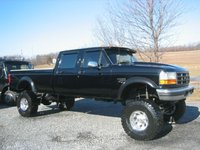 Picture of 1996 Ford F-350 4 Dr XLT 4WD Crew Cab LB