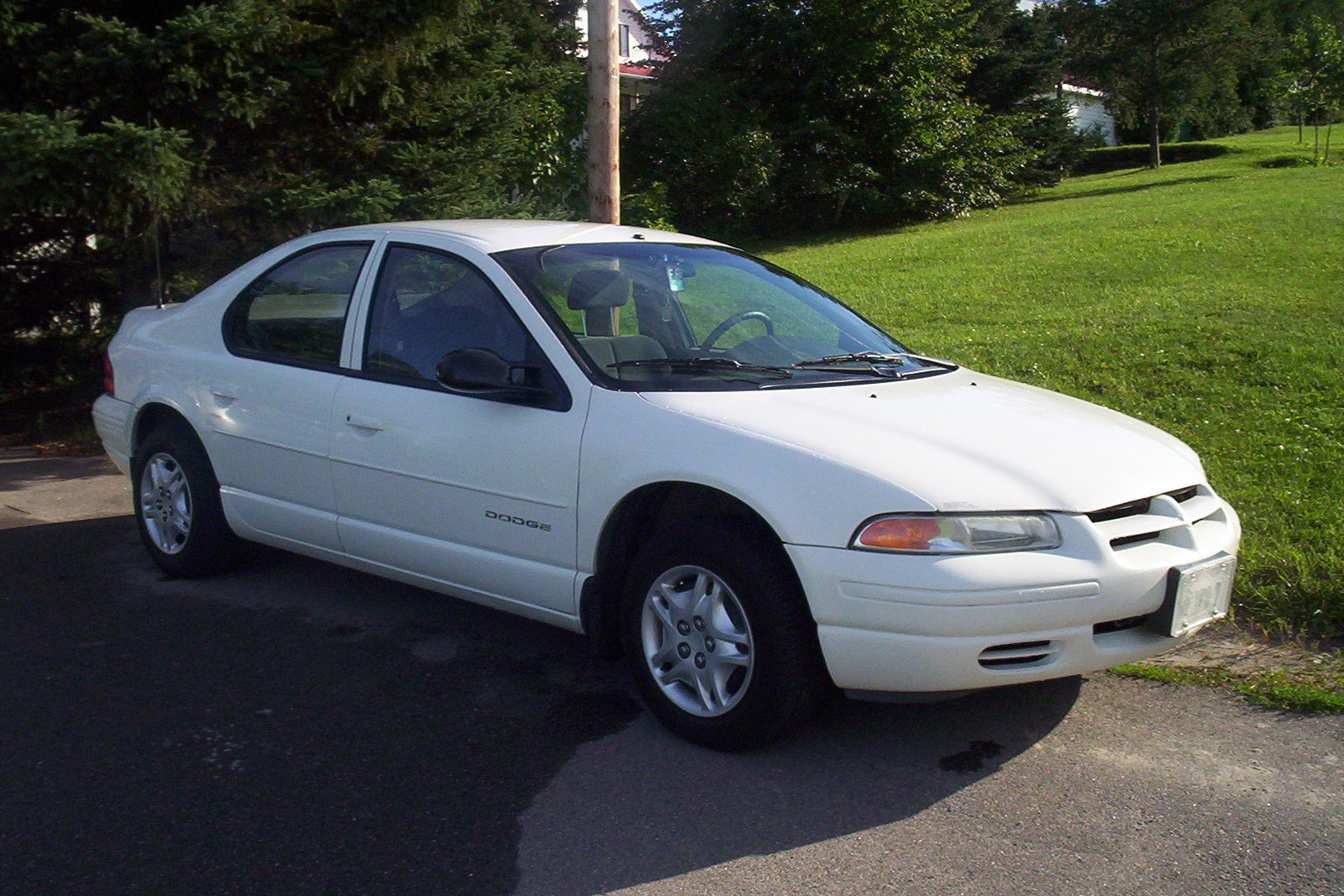Dodge Stratus Dr Std Sedan Pic X