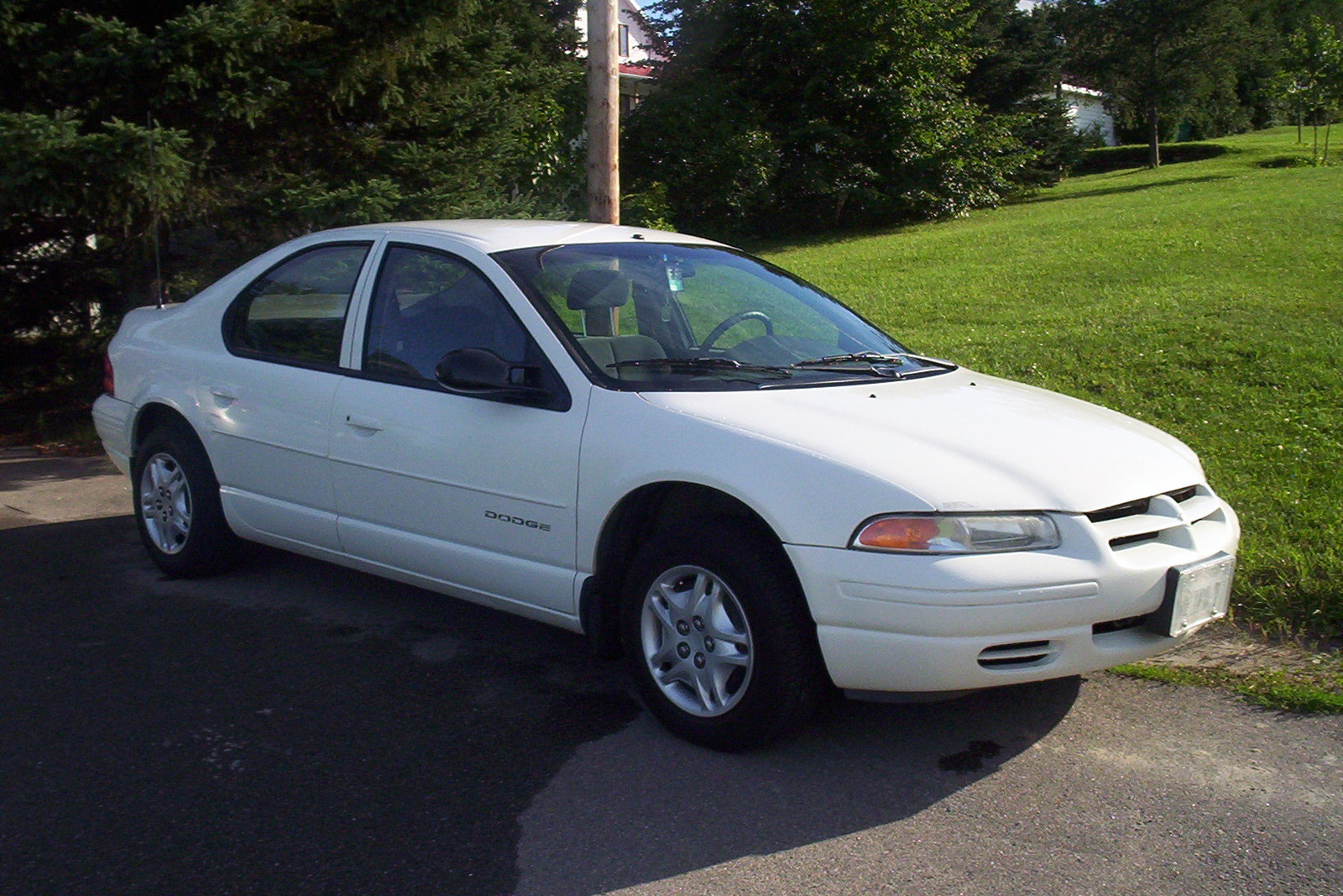 1999 Dodge Stratus 4 Dr STD Sedan picture